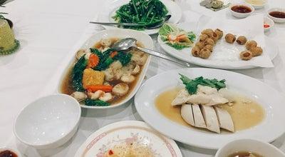Photo of Chinese Restaurant Gold Kitchen Restaurant at Srinakarin Rd., Bang Mueang 10270, Thailand