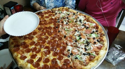 Photo of Pizza Place Stefano's Brooklyn Pizza at 4201 W Business 83, Harlingen, TX 78552, United States