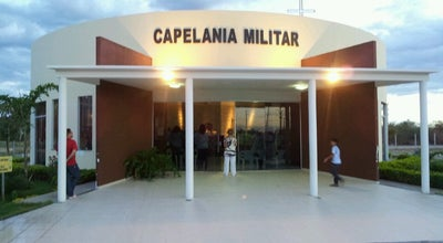 Photo of Church Capelania Militar at Brazil