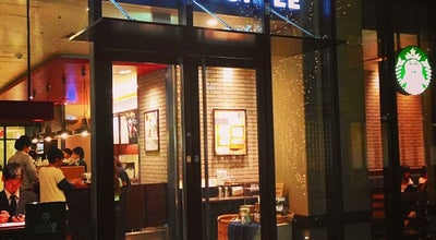 Photo of Coffee Shop Starbucks Coffee NU茶屋町プラス店 at 北区茶屋町8-26, 大阪市 530-0013, Japan