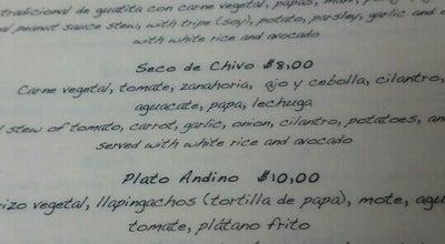 Photo of Vegetarian / Vegan Restaurant La Cuchara De San Marcos at Lizardo García, Quito, Ecuador