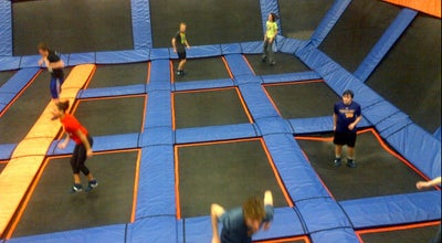 Photo of Theme Park Sky Zone Indoor Trampoline Park at 5129 S Solberg Ave, Sioux Falls, SD 57108, United States