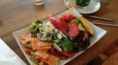 Photo of Vegetarian / Vegan Restaurant sattgrün flingern at Hoffeldstr. 18, Düsseldorf 40235, Germany