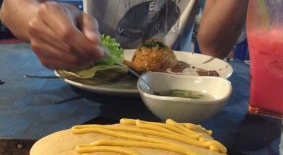 Photo of Burger Joint Oblong Burger Station Kg 8 at Lorong Pandan, Kampung lapan 75200, Malaysia
