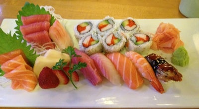 Photo of Sushi Restaurant Hinode at 135 Congressional Lane, Rockville, MD 20852, United States
