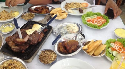 Photo of Brazilian Restaurant Restaurante Bom Prato at Av. Max Teixeira, 1717, Manaus, Brazil