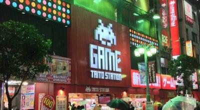 Photo of Arcade タイトーステーション 新宿南口ゲームワールド店 at 新宿3-35-8, Shinjuku 160-0022, Japan