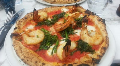 Photo of Pizza Place 7 Enoteca at 216 Lakeshore Rd. E, Oakville, ON L6J 1H8, Canada