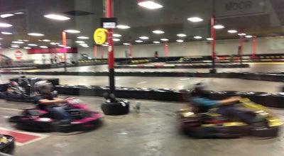Photo of Go Kart Track Track 21 Indoor Karting & More at 4815 Highway 6 N, Houston, TX 77084, United States