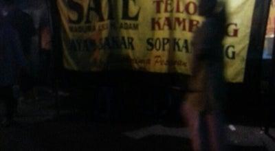 """Photo of BBQ Joint Sate Ayam & Kambing Madura """"Bpk. H. Adam"""" at Samping Kantor Bpn Kab. Sukabumi, Sukabumi, Indonesia"""