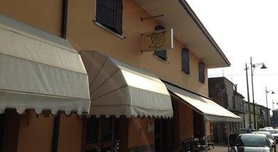 Photo of Restaurant Antica Trattoria Bellinazzo at Via Borgo Della Chiesa, 20, Villa Bartolomea 37049, Italy