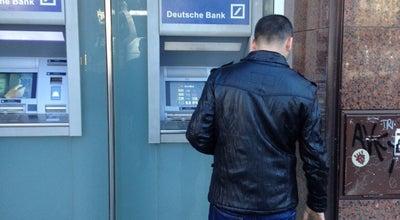 Photo of Bank Deutsche Bank - 0021 at Pl. Catalunya, 19, Barcelona, Spain