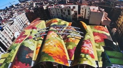Photo of Tourist Attraction Mercat Santa Caterina at Avinguda De Francesc Cambo 16 Ciutat Vella, Parc, Barcelona 08003, Spain