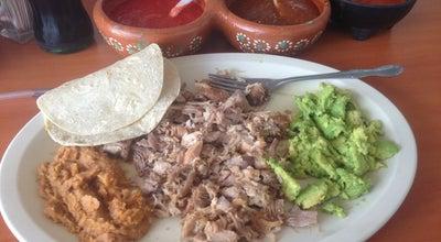 Photo of Mexican Restaurant Carnitas Viva Michoacan at Mexico