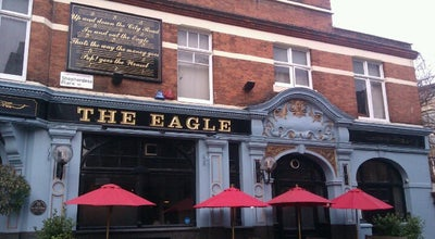 Photo of Bar The Eagle at 2 Shepherdess Walk, London N1 7LB, United Kingdom