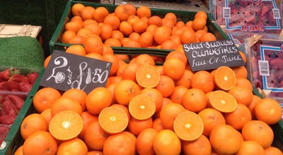 Photo of Farmers Market Islington Farmers' Market at Chapel Market, Islington N1 9PZ, United Kingdom