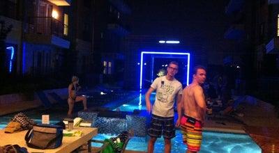Photo of Pool Splash at Savoye Apartments, Addison, TX, United States