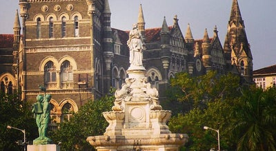Photo of Monument / Landmark Flora Fountain at Veer Nariman Road, Mumbai 400001, India