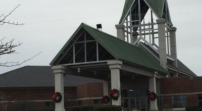 Photo of Church Calvary United Methodist Church at 1700 N Towanda Ave, Normal, IL 61761, United States