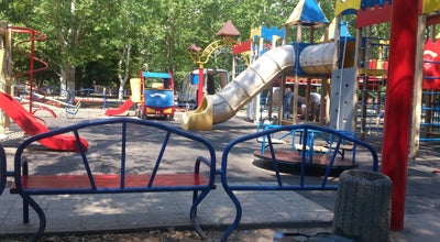Photo of Playground Детская площадка Roshen at Херсон, Ukraine