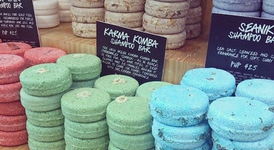 Photo of Cosmetics Shop Lush at Bonifacio High Street, Taguig, Philippines