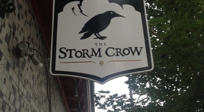 Photo of Pub Storm Crow Tavern at 1305 Commercial Dr., Vancouver, Br V5L 2T6, Canada