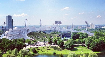 Photo of Stadium Olympiastadion at Spiridon-louis-ring 21, München 80809, Germany