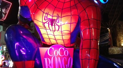 Photo of Nightclub Coco Bongo at Blvd. Kukulcán Km. 9.5, Cancún 77500, Mexico