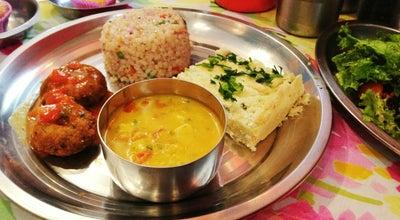 Photo of Indian Restaurant Veggie Govinda at Rua Rodrigo Silva,6, Rio de Janeiro, Brazil