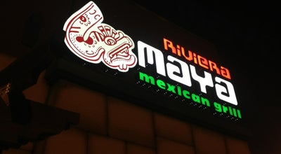 Photo of Mexican Restaurant Riviera Maya Bar & Grill at 4434 S Scatterfield Rd, Anderson, IN 46013, United States