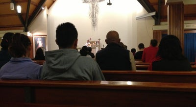 Photo of Church St Teresa Of Lisieux Catholic Church at Periri St, New Zealand