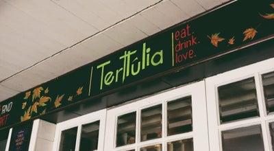 Photo of Cocktail Bar Terttulia at 393 Sanas Corner, Pune 411001, India