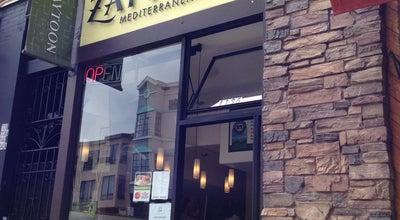 Photo of Mediterranean Restaurant Zaytoon at 1136 Valencia St, San Francisco, CA 94110, United States