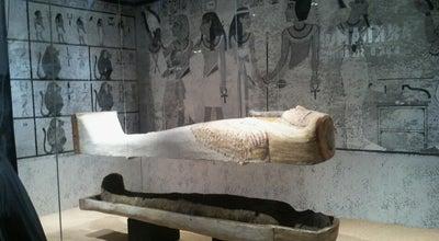 Photo of History Museum Museu Egipci de Barcelona - Fundació Arqueològica Clos at C. De València, 284, Barcelona 08007, Spain