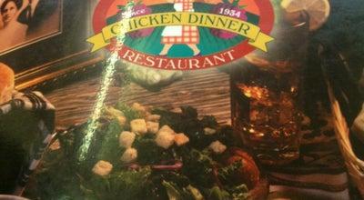 Photo of Fried Chicken Joint Mrs. Knott's Chicken Dinner Restaurant at Knott S Berry Farm, Buena Park, CA 90620, United States