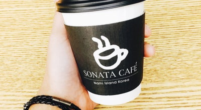 Photo of Cafe 에코 카페 호반새 at 춘천시, South Korea