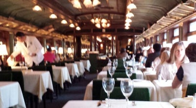 Photo of French Restaurant Le Train Bleu at 1000 3rd Ave, New York, NY 10022, United States