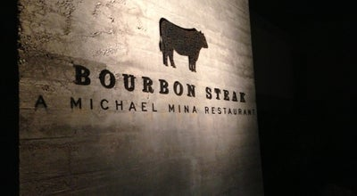 Photo of Steakhouse Bourbon Steak at 7575 E. Princess Drive, Scottsdale, AZ 85255, United States