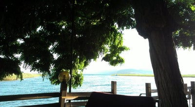 Photo of Cafe Na Galeb at Vlado Maleski, Struga, Macedonia