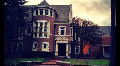 "Photo of Historic Site The ""American Horror Story"" House at 1120 Westchester Pl, Los Angeles, CA 90019, United States"