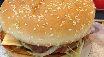 Photo of Burger Joint Hamburguesas El Corral at Avenida Local Circunvalar 233 No. 5-20 A, Pereira 660001, Colombia