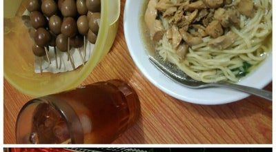 Photo of Ramen / Noodle House Mie Ayam Yudi Solo at Jl. Teuku Umar, Bojonegoro, Indonesia