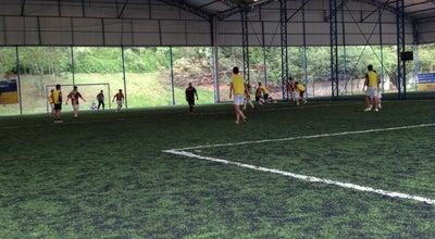 Photo of Soccer Stadium Centro Esportivo Ipiranga at Curitiba, Brazil