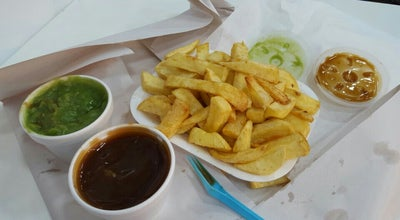 Photo of Fish and Chips Shop Atlantic Fish Bar at 557 Wilbraham Rd., Chorlton-cum-Hardy M21 0AE, United Kingdom