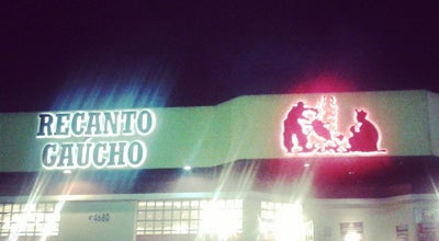 Photo of BBQ Joint Churrascaria Recanto Gaúcho at Av. Cdor. Franco, 4680, Curitiba 81530-440, Brazil