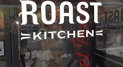 Photo of Fast Food Restaurant Roast Kitchen at 740 7th Ave, New York City, NY 10019, United States