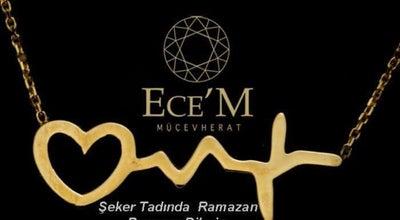 Photo of Jewelry Store Ecem Mücevherat at Atasehir, Istanbul, Turkey