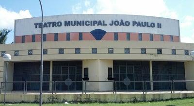 Photo of Theater Teatro Municipal João Paulo II at R. Joaquim Nélson, Brazil