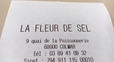 Photo of French Restaurant La fleur de Sel at France