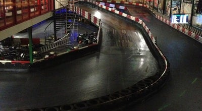 Photo of Tourist Attraction Hezemans Indoor Karting at Vijfkamplaan 18, Eindhoven 5624 EB, Netherlands